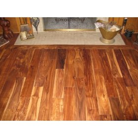 Prefinished Hardwood Wood Floor Flooring
