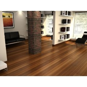 Solid Engineered Hardwood Floors-Carbonized Bamboo Line