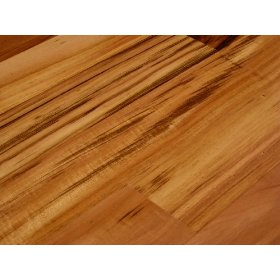 Solid Prefinished Hardwood Flooring-Tigerwood Brazilian Koa