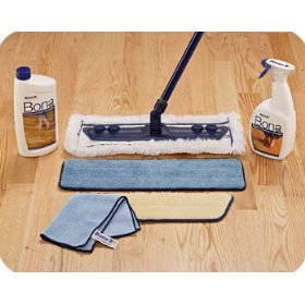Hardwood Refresher Floor Care System-Bona Ultimate Microfiber