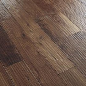 Amish hand scraped Black Walnut -Homerwood Hardwood Floor