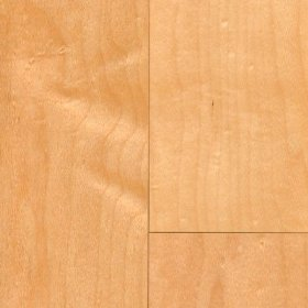 Natural Maple Hardwood Flooring-Mohawk Aria
